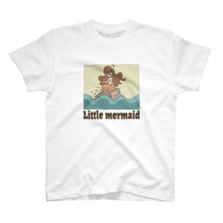 Little mermaid T-shirts
