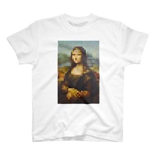 モザ・イク T-shirts