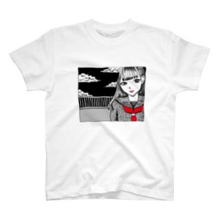 空差分 T-shirts