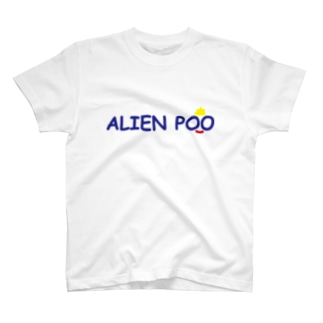 ALIEN POO T-shirts