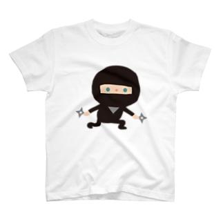 ニンジャT【文字なし】 T-shirts