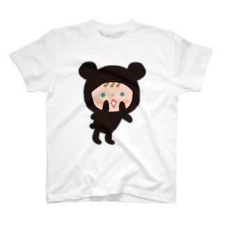 かぶりものT【おーい!】 T-shirts