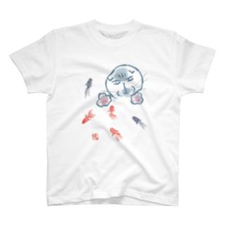 目がこええよ!マルティ T-shirts