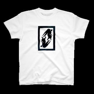 ツバメ堂の天使の梯子 T-shirts