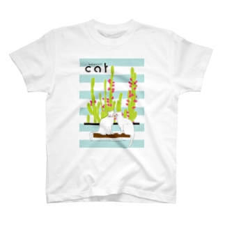 cactus_cat T-shirts