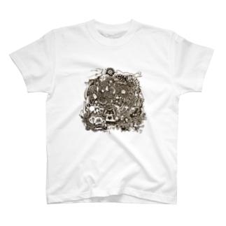 kuromame🐱 T-shirts