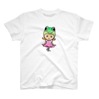 ゲコちゃん T-shirts