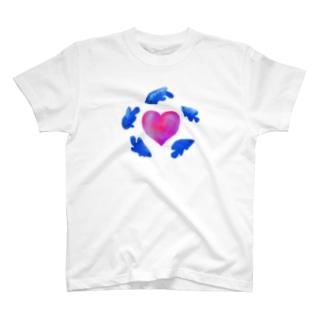 Sapphire Devil T-shirts
