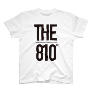 THE 810x Tシャツ