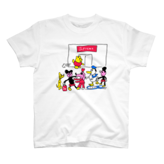 NIPPASHI SHOP™のSuperもめるテンバイヤー! T-shirts