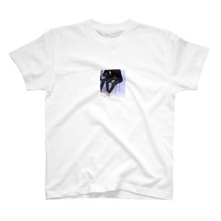 金属バット T-shirts