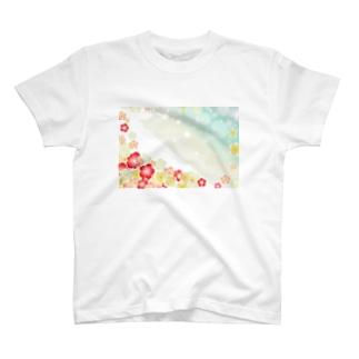 難波津に T-shirts