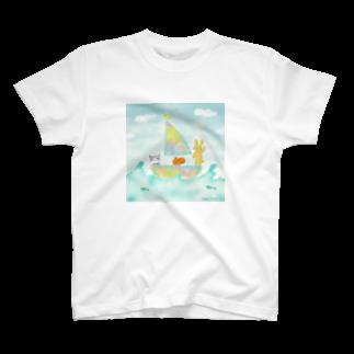 シーアペイントのシーアの方舟 T-shirts
