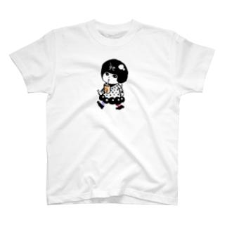 タピ丘ちゃん T-shirts