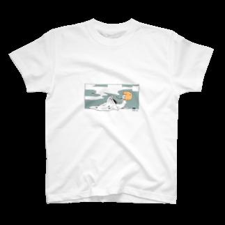 かづいせの少女 T-shirts