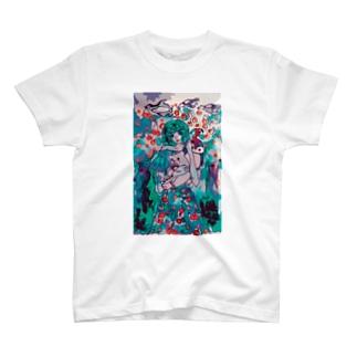 さくらんぼ爆弾 T-shirts