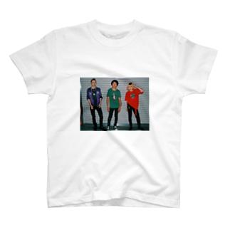初期のTHE こうがんず T-shirts