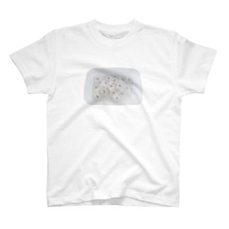 白玉のくま T-shirts