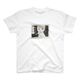 ひつじのaki T-shirts