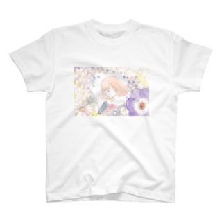女生徒 T-shirts