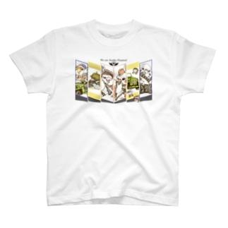 [淡色用]We are Awaho Hunters! T-shirts