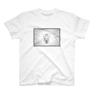 ニッコリババーン T-shirts