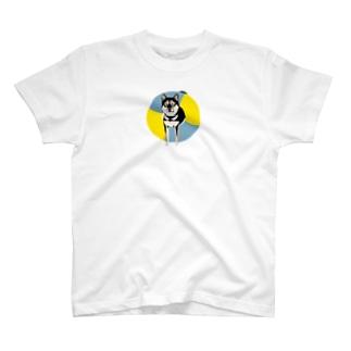 浮き和犬 T-shirts
