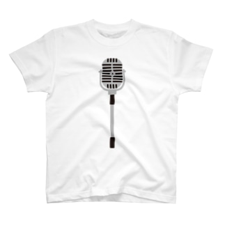 スタンドマイク T-shirts