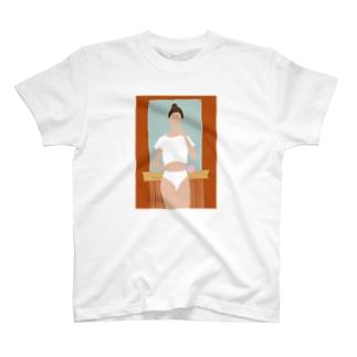 ポートレイト T-shirts
