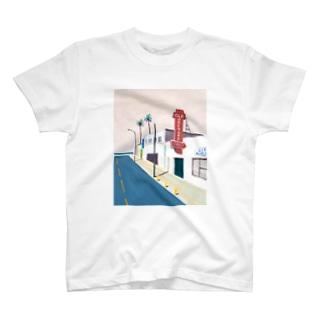 San Jose, California T-shirts