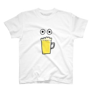 ビールトリ T-shirts