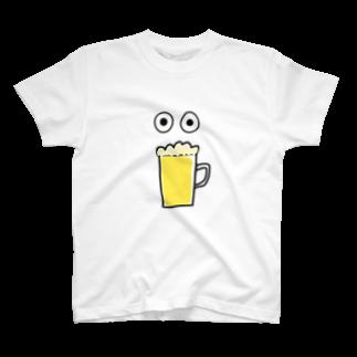 ナントカのビールトリ T-shirts