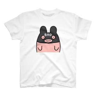 ちとせあめのBADなうさぎちゃん T-shirts