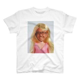しかた T-shirts