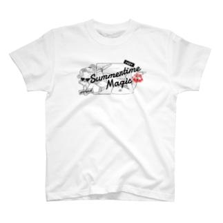 summertime magic T-shirts