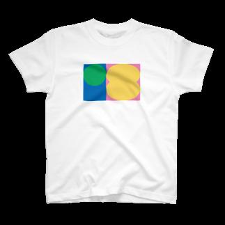 aymgのgoodevening T-shirts