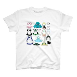 いるちゃんひすとりー T-shirts