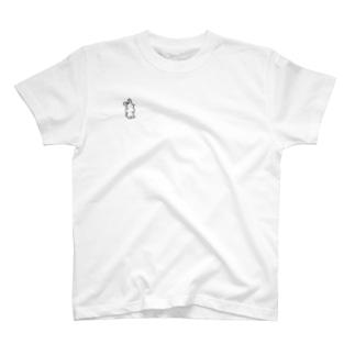 しろちゃん T-shirts