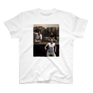男梅 T-shirts