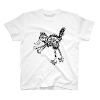てどり(初期ver) T-shirts