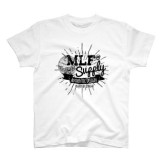 MLF@ SUPPLYシリーズ T-shirts