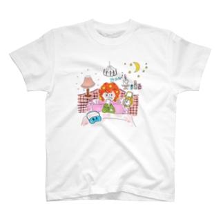 ねむねむちゃん T-shirts