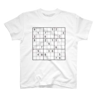 数独 T-shirts