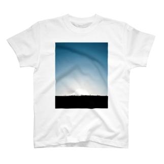 塩川 雄也のSand Dunes T-shirts