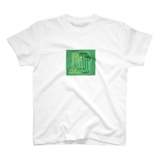Dino -ダイノ- (Boomanities) T-shirts