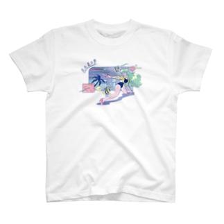 炎炎夏日夢 T-shirts