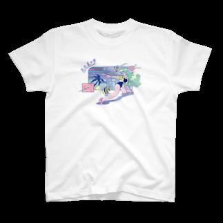 Shiho Soの炎炎夏日夢 T-shirts