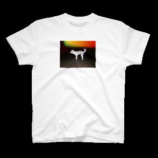 okuyamの愛犬 T-shirts