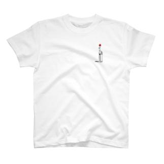 fire  flower T-shirts