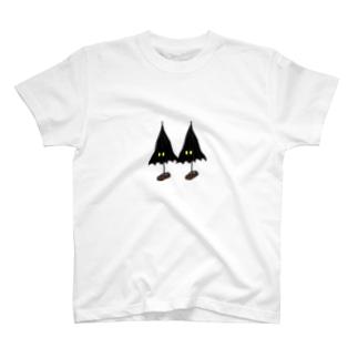 こうもり傘小僧ツヴァイ T-shirts